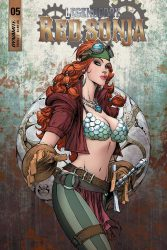 Legenderry Red Sonja #5