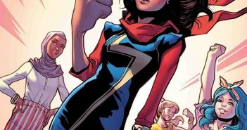 Ms. Marvel Kamala Khan