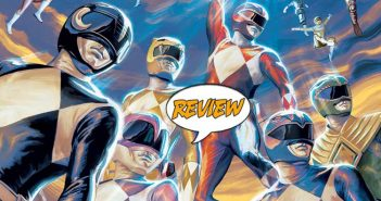 POWER RANGERS 25th ANNIVERSARY SPECIAL #1