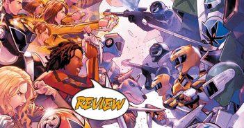 Power Rangers #28