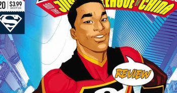 New Super-Man and the Justice League of China #24 Feature