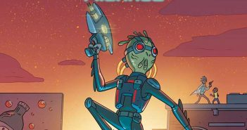 Rick and Morty PResents: Krombopulos #1