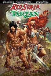 Red Sonja/Tarzan #2