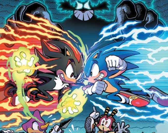 Sonic the Hedgehog #6