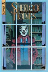Sherlock Holmes: The Vanishing Man #2