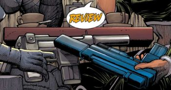 Silencer #6 Feature