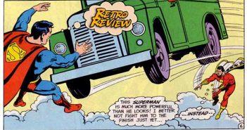 Superman #276 Feature