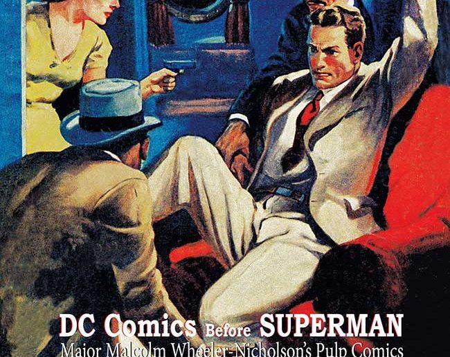 Before DC Comics