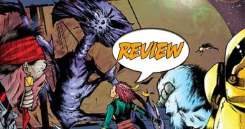 Swashbucklers: The Saga Continues #3 Review