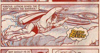 Three-Dimension Adventures Superman Feature