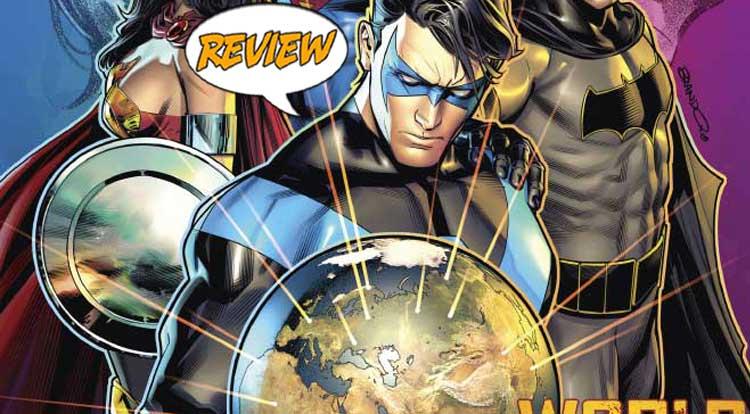 Titans Special #1 Feature