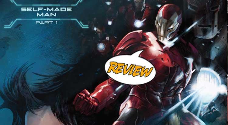 Tony Stark: Iron Man #1 Review