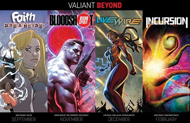 Valiant Beyond