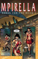 Vampirella: Roses for the Dead #1