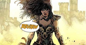 Xena #5 Feature