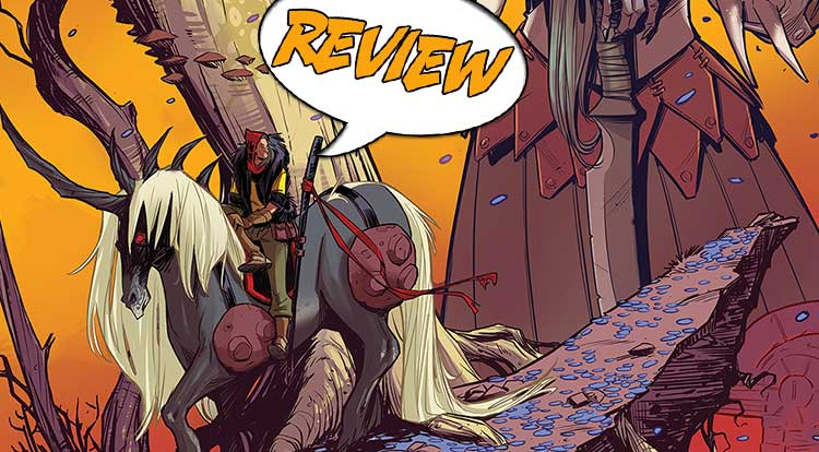 Coda #2 Review