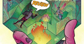 Ether: The Copper Golem #2 Review