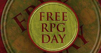 Paizo Free RPG Day