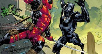 Black Panther vs. Deadpool