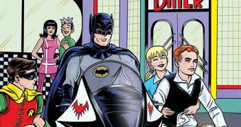 Batman Meets Archie '66 #2
