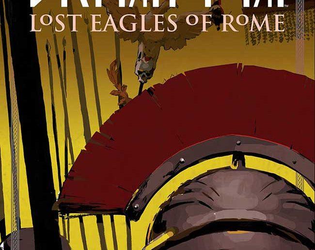 Britannia Lost Eagles of Rome #1