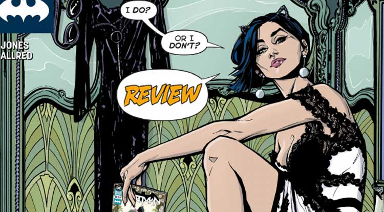 Catwoman #1 Feature