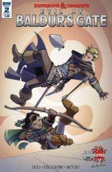 Dungeons and Dragons: Evil at Baldur's Gate #2