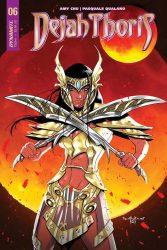 Dejah Thoris #6