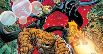 Fantastic Four by Eric Powell
