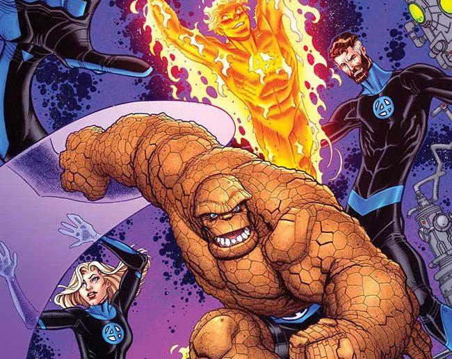 Fantastic Four Variants