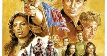 Firefly #1 Variant Cover by J.G. Jones