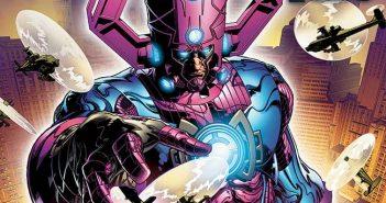 Joe Quesada Fantastic Four Variant Cover