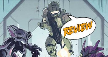 Halo: Collateral Damage #2 Review