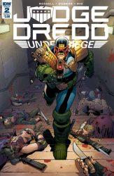 Judge Dredd: Under Siege #2