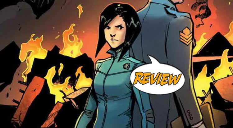 Mech Cadet Yu #10 Review