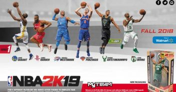 NBA 2K19 Action Figures and McFarlane Toys