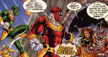 Power Rangers Zeo #1 Review