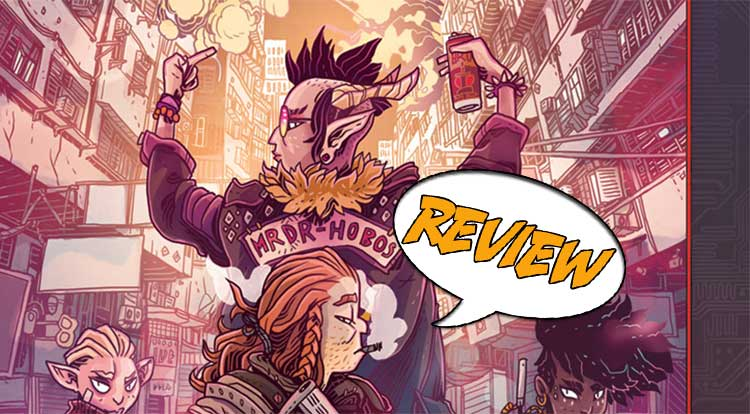 Rat Queens One-Shot: Neon Static