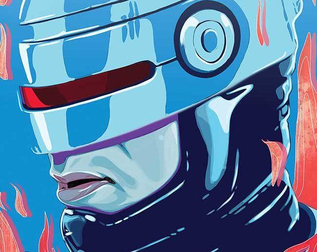 Robocop Citizens Arrest #4
