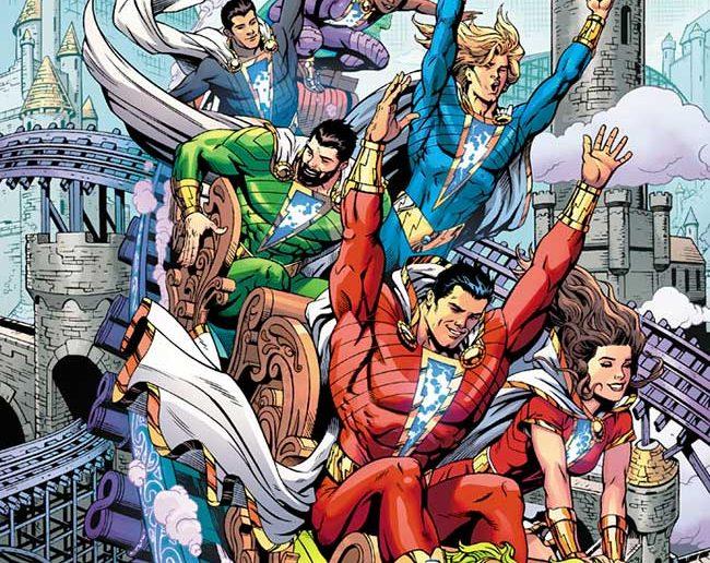 DC Comics at SDCC