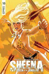 Sheena: Queen of the Jungle #10
