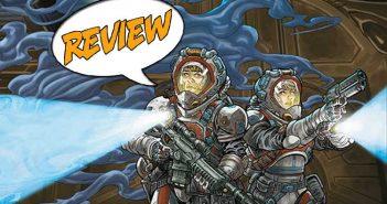 StarCraft Scavengers #1 Review