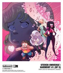 Steven Universe: Harmony #1