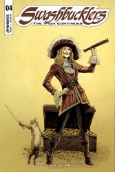 Swashbuckler's The Saga Continues #4