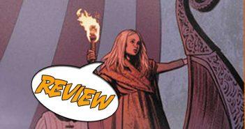 Sword Daughter #2 Review
