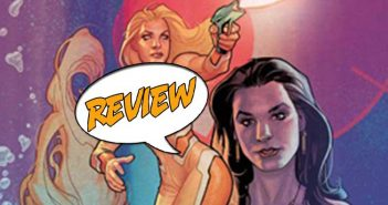 Charlie's Angels #2 Review