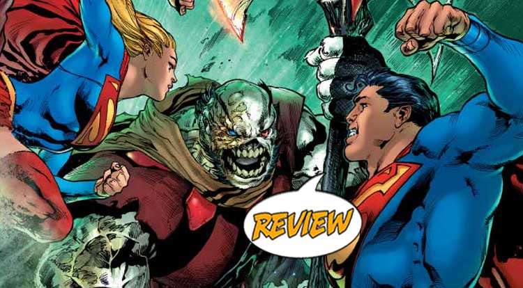 Man of Steel #6 Review