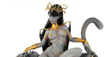 Dejah Thoris Statue