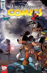 Walt Disney's Comics and Stories #742