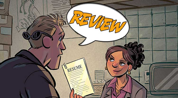 Cellies #2 Review